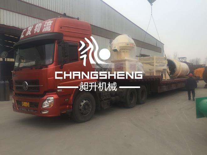 南京生产线发货